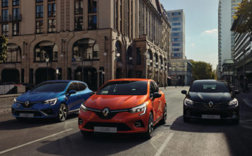 Renault Clio har overtatt som den mest populære modellen i Europa. (Fotos: Renault)