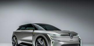 Renault viser nå oss en framtidsvisjon kalt Morphoz. (Alle foto: Renault)