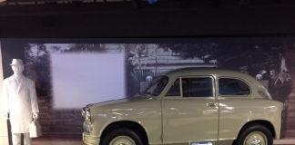 Suzuki har rundet 100 år, og dette er den aller første bilmodellen. (Fotos: Suzuki)