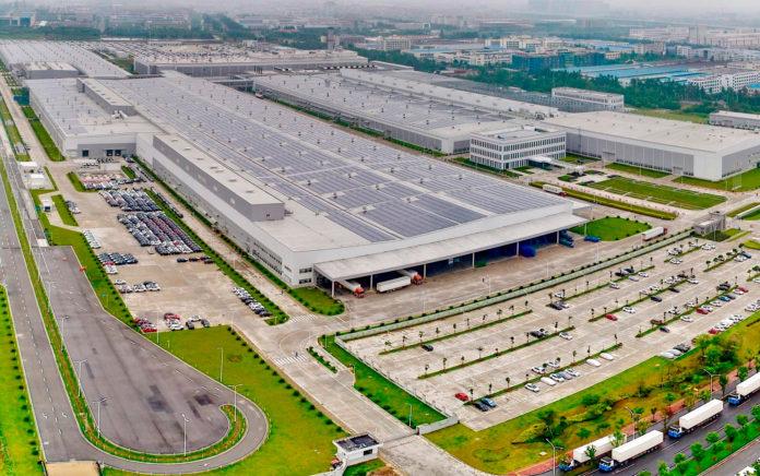 Volvo stenger flere fabrikker i Europa. (Fotos: Volvo)