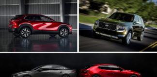 Dette er de tre finalistene i årets bil i verden-kåring. (Alle foto: WCA)