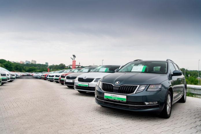 Skoda har etter hvert blitt svært populært i Norge, og det finnes mange slike biler på bruktbilmarkedet. Et marked som domineres av dieselbilene. (Foto: Skoda)