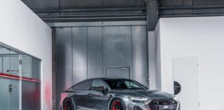 Audi RS 7 Sportback er i utgangspunktet en meget imponerende bil, men ABT-versjonen er et villdyr. (Fotos: ABT)