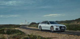 Audi har nå klar en ladbar versjon av A6 Avant. (Fotos: Audi)