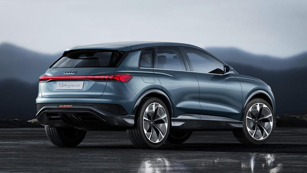 Audi Q4 e-tron. (Foto: Audi)