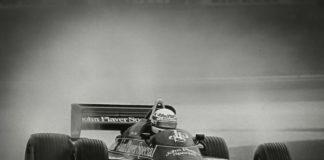 Ayrton Senna tok sin første formel 1-seier for 35 år siden. (Fotos: Lotus)