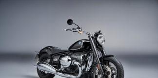 Sjekk denne nye motorsykkelen fra BMW. Her er det linjer helt tilbake til 1936. (Fotos: BMW)