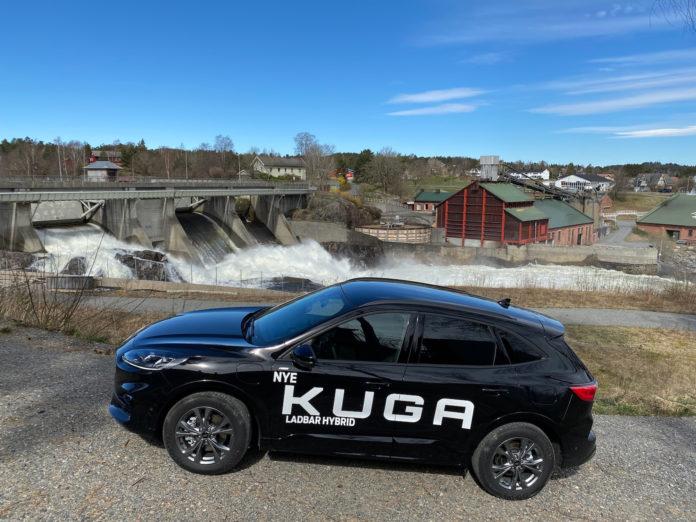 Den helt nye Ford Kuga har ankommet, og vi har prøvekjørt den. (Fotos: Nybiltester)