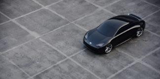 Dette er litt av en framtidsbil, Hyundai Prophecy. (Fotos: Hyundai)