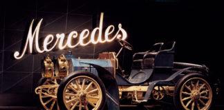 Ingen av de som sto bak Mercedes-Benz het Mercedes, så hvordan endte bilmerket opp med det navnet? (Fotos: Mercedes)