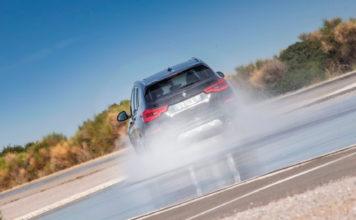NAF har testet dekk til SUV-modeller, og avdekte store forskjeller. (Foto: NAF)