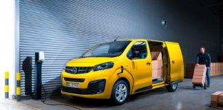 Opel Vivaro-e skal være klar for markedslansering til høsten. (Fotos: Opel)