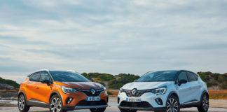 Renault gjør om strategien i Kina, og stanser blant annet produksjonen av modellen Captur. (Fotos: Renault)
