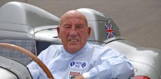 Sir Sterling Moss døde i påsken, 90 år gammel. (Fotos: Mercedes)