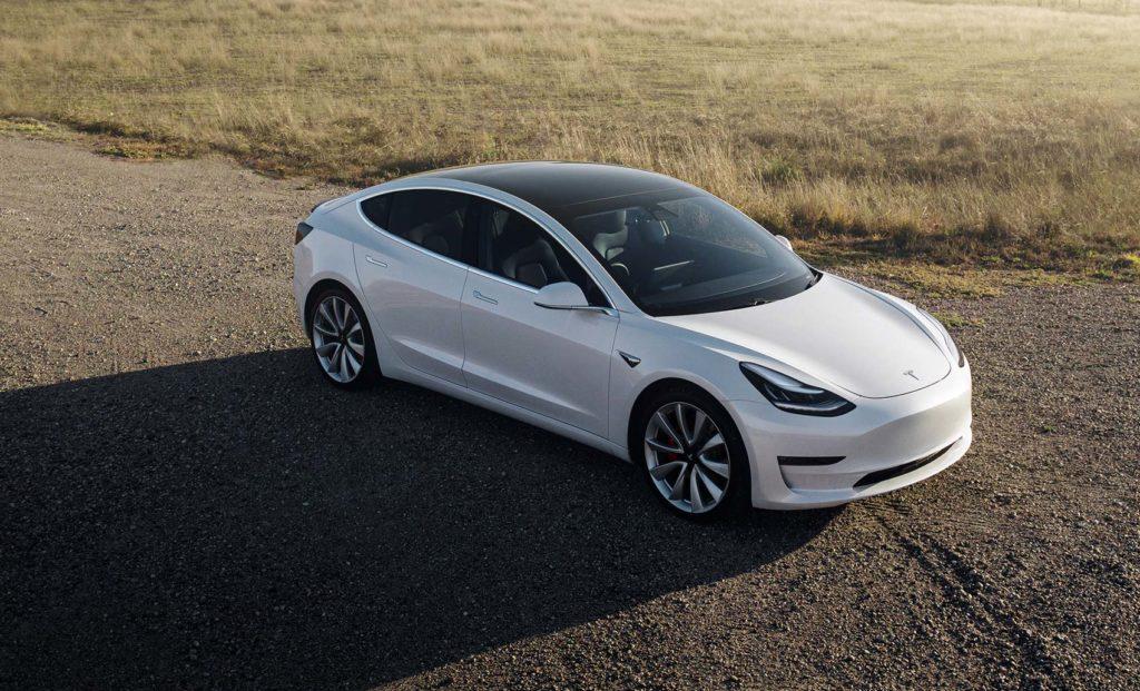 Tesla Model 3 har fått et prishopp.