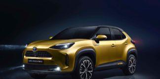 Her er en potensiell ny bestselger fra Toyota, Yaris Cross. (Fotos: Toyota)