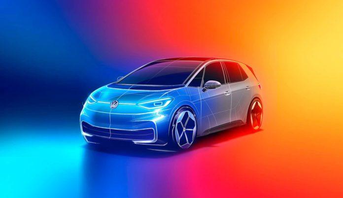Volkswagen kjører nå en konkurranse hvor folket der ute kan designe sin visjon for 2050. (Foto: VW)