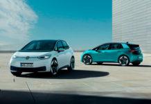Blir ID. 3 den elektriske folkebilen Volkswagen håper på? Den får iallfall formidabel konkurranse. (Foto: VW)