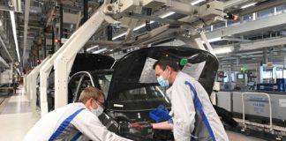 Volkswagen gjenopptar nå produksjonen av ID. 3 i Zwickau. (Fotos: Volkswagen)