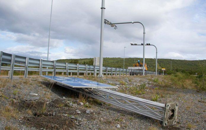 Regjeringen avslutter nå ordningen med halv takst på sideveiene rundt E16 Kongsvinger. (Illustrasjonsfoto: Henrik Jonassen/SD)