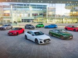 Audi Sport har kun ett mål for øye, nemlig å få sine RS-modeller til å fungere rundt Nordschleife. Da vil de nemlig også fungere overalt ellers. (Foto og video: Audi)