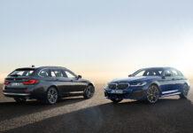 BMW kommer med flere nyheter i den kommende tiden, inkludert en ny 5-serie. (Fotos: BMW)