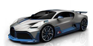 Det er ingen av de 40 Bugatti Divo som starter på minst 60 millioner kroner som blir like. (Fotos: Bugatti)