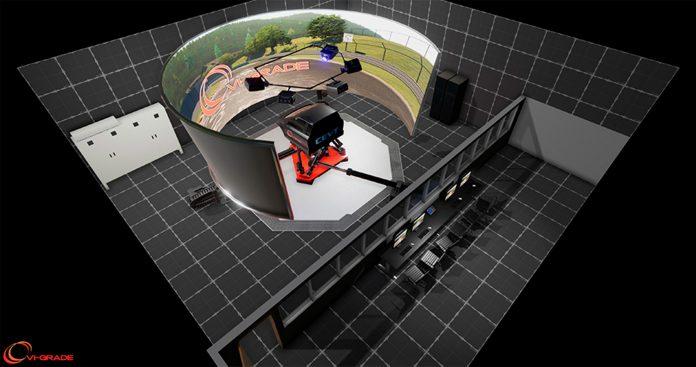 Volvo-eiernes utviklingssenter får nå en splitter ny simulator som kutter ned på utviklingstiden. (Fotos: CEVT)