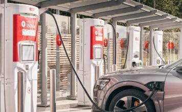 Circle K er en av bensinkjedene som er over hele landet, og har allerede noen stasjoner med hurtiglading. (Foto: Circle K)
