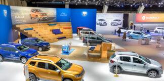 Det er 15 år siden Dacia tok steget ut i Europa. (Fotos: Dacia)