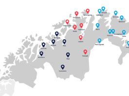 Nå får 25 steder i Finnmark hurtiglading. (Foto: Enova)