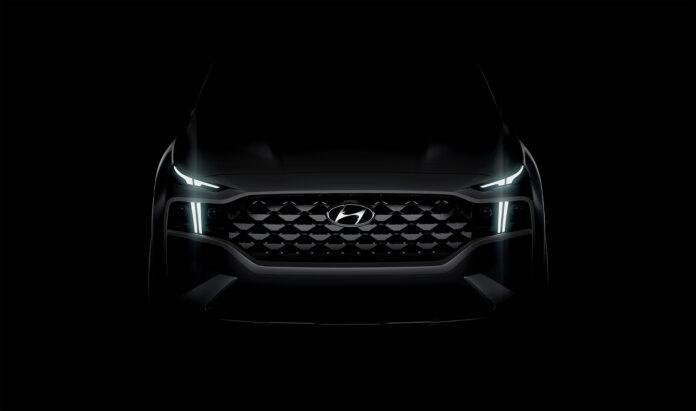 Hyundai kommer med en ny generasjon av Santa Fe, og nå blir den også ladbar. (Foto: Hyundai)