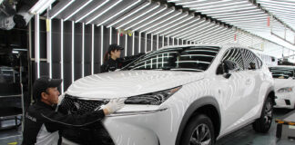 Lexus topper Autoindex for 9. året på rad. (Fotos: Lexus)