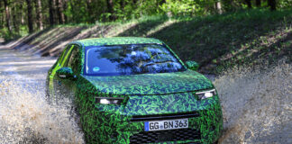 Opel har en ny elbil på gang, og denne nærmer seg nå produksjon. (Fotos: Opel)