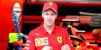 Sebastian Vettel forlater Ferrari etter 2020-sesongen. (Fotos: Ferrari)
