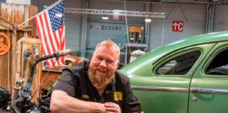 Messegeneral Tommy Larssen har ikke mistet troen på at det kan bli et Oslo Motor Show også i 2020. (Foto: OMS)