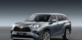 Toyota skal nå sende den nye 7-seters Highlander til Europa. (Fotos: Toyota)