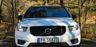 Vi har testet hybridversjonen av Volvo XC40. (Fotos: Nybiltester)