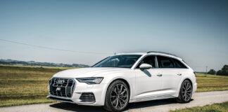 ABT har kastet seg over den fleksible Audi A6 allround, og resultatet er enda sprekere utgaver. (Fotos: ABT)
