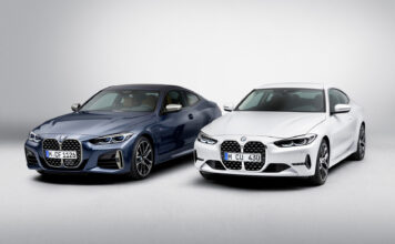 Her er den nye BMW 4-serie Coupé. (Fotos: BMW)