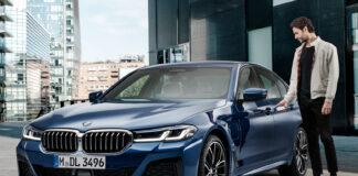 Nå blir det mulig å åpne og starte BMW-biler med en iPhone. (Fotos: BMW)