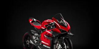 Den aller første Ducati Superleggera V4 er nå satt sammen. (Fotos: Ducati)