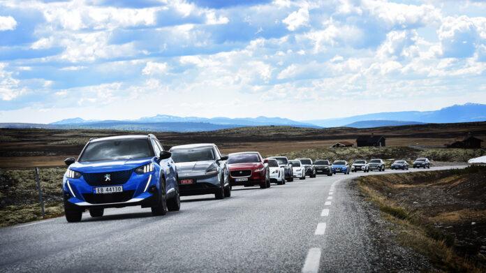 NAF har testet rekkevidden til 29 elbiler under ideelle forhold, og samtlige passerte den oppgitte rekkevidden. (Fotos: NAF)