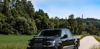 Dette er en ultrasterk pickup. (Foto: SB Automotive)