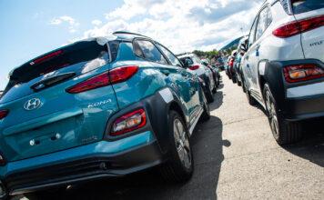 Høyre mener at elbilfordelene nå koster for mye, og vil ha enutfasing av disse fra 2022. (Foto: Hyundai)