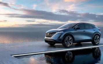 Nissan har på gang en ny elbil som er basert på konseptet Ariya. (Fotos: Nissan)