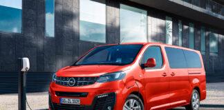 Opel har snart klar sin elektriske flerbruksbil kalt Zafira-e Life. (Fotos: Opel)