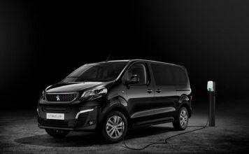 Dette er virkelig en fleksibel bil, og den er helelektrisk. (Fotos: Peugeot)