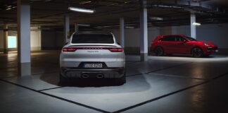 Porsche har klar to nye versjoner av Cayenne, GTS og GTS Coupé. (Fotos: Porsche)