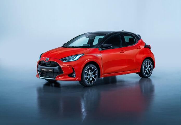 Toyota har en ny generasjon Yaris på gang, og den holder seg fortsatt ganske så rimelig. (Fotos: Toyota)